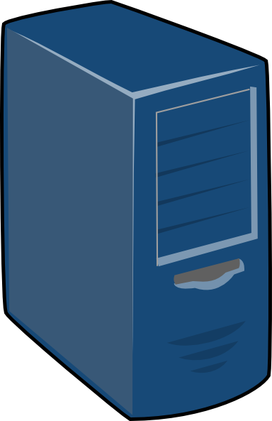 Free Clipart Computer Network