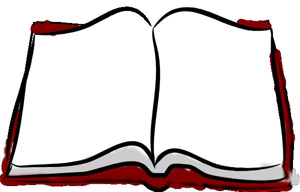 open book clip art at clker com vector clip art online  royalty free   public domain student reading clipart black and white student reading clipart