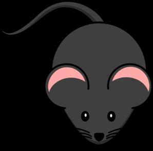 Cute Mouse Pink Clip Art At Clker Com Vector Clip Art