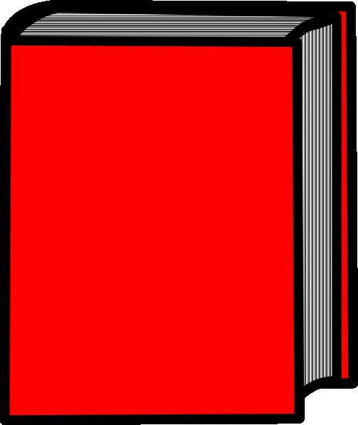 Red Book Clip Art at Clker.com - vector clip art online ...
