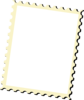 Postage Stamp Vector Clip Art