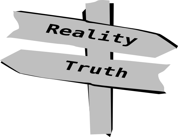 Reality & Truth Clip Art at Clker.com - vector clip art ...