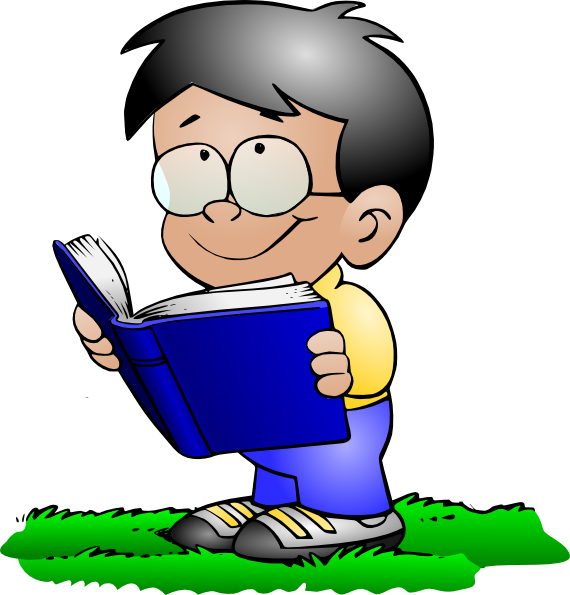 school boy clip art at clker com vector clip art online little girl studying clipart Studying Clip Art
