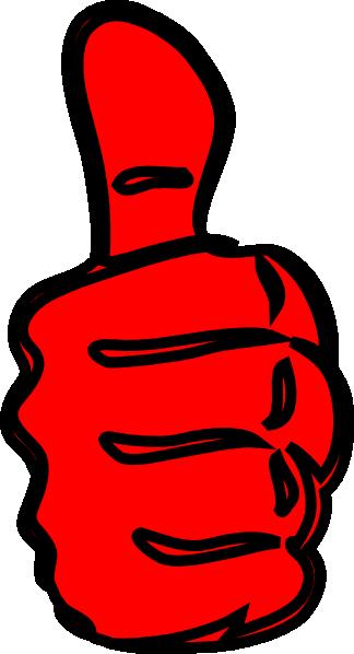 Thumb Up Clip Art at Clker.com - vector clip art online ...