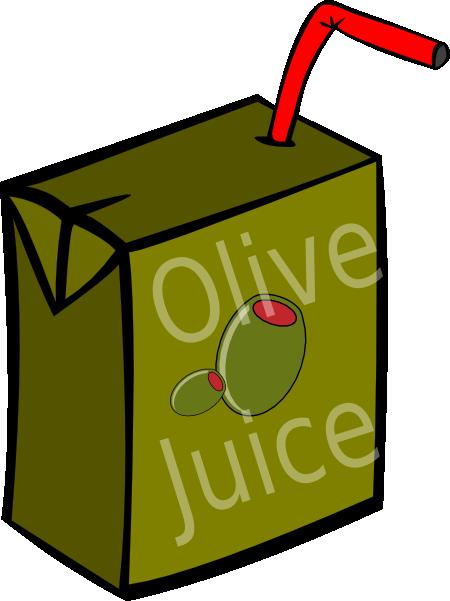 Olive Juice Box Clip Art At Clker.com