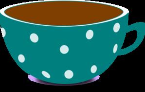 green chocolate cup clip art at clkercom vector clip
