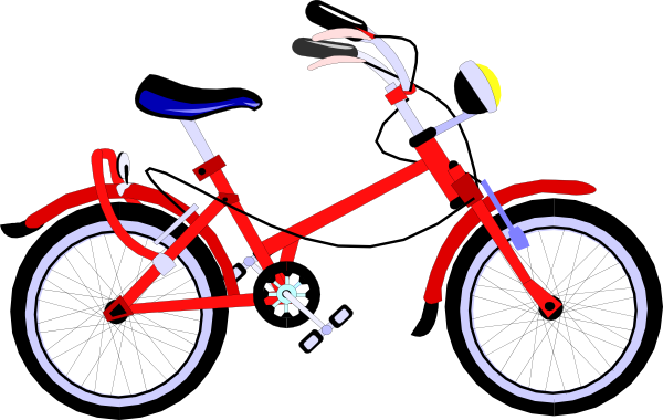 صورة دراجة كرتون