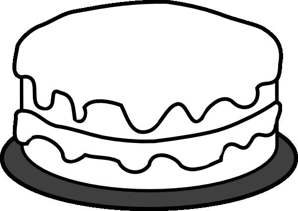 Cake Clip Art at Clker vector