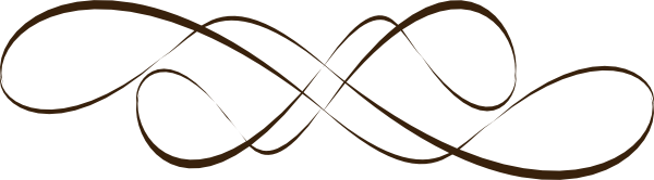 Line Design Art Png : Swirl design teal clip art at clker vector