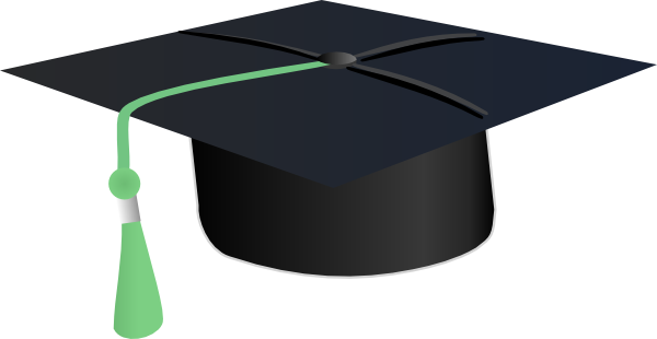 Free Graduation Cap And Gown Clipart Download Free Clip