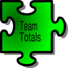 Team Totals Clip Art