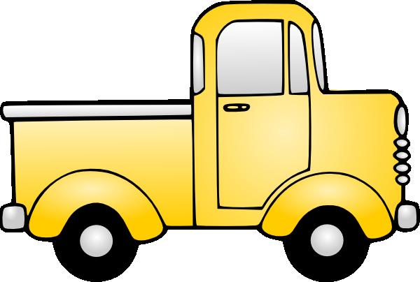 Old Truck Clip Art at Clker.com - vector clip art online ...