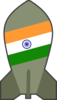 Indian Bomb Clip Art