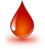 Blood Drop Clip Art