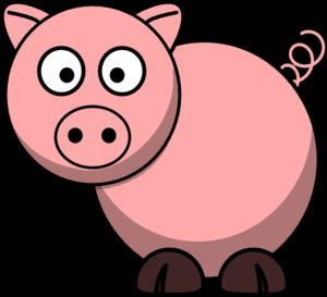 pig clip art at clker com vector clip art online royalty free rh clker com pig clipart images pig clipart