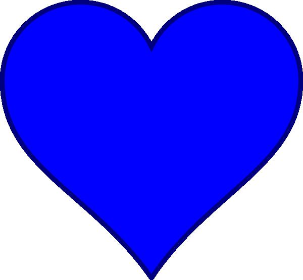 blue heart clip art at clker com vector clip art online clipart broken heart images clipart broken heart