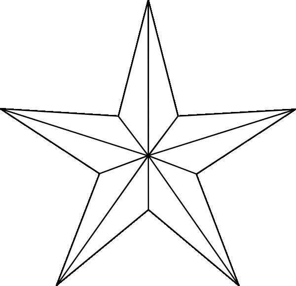 Star White Mb Clip Art at Clker.com - vector clip art ...