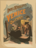 Imre Kiralfy S Romantic Spectacle, Venice At Olympia Clip Art