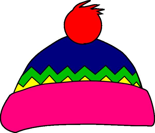 multi color hat clip art at clker com vector clip art black and white snowman family clipart Christmas Snowman Family Clip Art