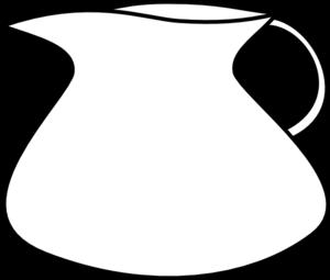 Blank Water Pitcher Clip Art At Clker