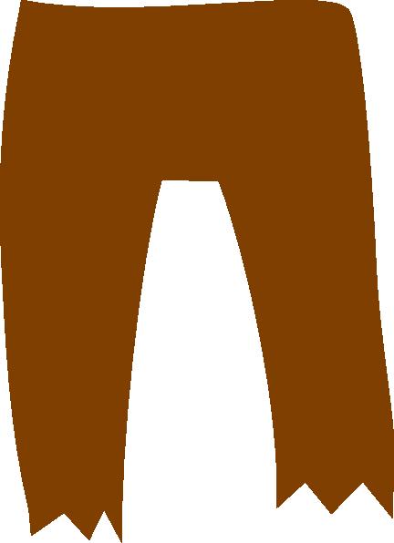 Brown Pirate Pants Clip Art At Clker Com Vector Clip Art