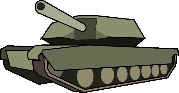 Tank Clip Art at Clker.com - vector clip art online ...