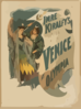 Imre Kiralfy S Gorgeous Spectacle, Venice At Olympia Clip Art