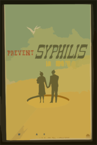 Prevent Syphilis In Marriage  / M. Lewis Jacobs(?). Clip Art