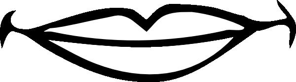 Lips Clip Art at Clker.com - vector clip art online ...