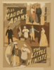 Charles Frohman Presents Miss Maude Adams In A New Comedy, The Little Minister By J.m. Barrie.  Clip Art