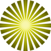 Sunburst Gradient Clip Art