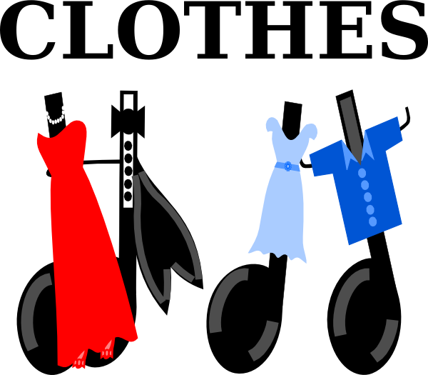Clothes Clip Art At Vector Clip Art Online Royalty Free Public Domain