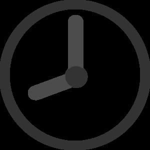 Risultati immagini per logo clock transparent