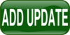 Dark Green Add Update Rectangle Button Clip Art