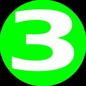 Glossy Green Circle Icon 3 Clip Art at Clker.com - vector ...
