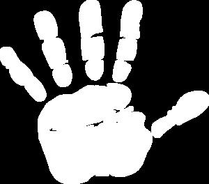 white hand print clip art at clker com vector clip art handshake vector gif handshake vector freepik