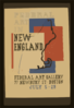 Federal Art In New England Clip Art