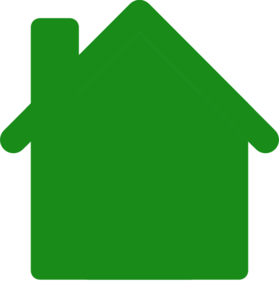 green home clip art at clker com vector clip art online Animated Building On Fire firehouse clipart free