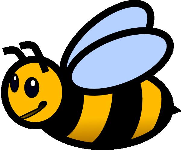 Small Bee Clip Art At Clker Com Vector Clip Art Online