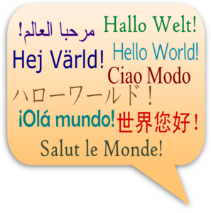 Language greeting clip art at clker vector clip art online language greeting clip art m4hsunfo