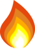 Flame By J-dub Clip Art