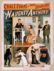Chas. E. Evans In David Belasco S Comedy, Naughty Anthony Clip Art
