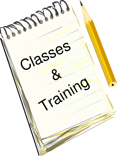 Classes And Training Clip Art At Vector Clip