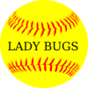 Yellow Softball Lb Clip Art