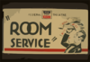 Federal Theatre [presents]  Room Service  Clip Art