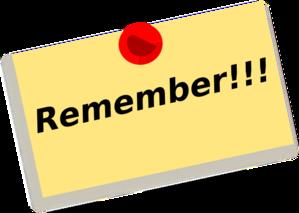 remember note wqq clip art at clker com vector clip art post it note vector art free vector post it note paper
