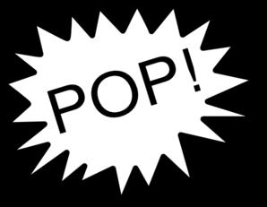 Balloon Pop Clip Art At Clker Com Vector Clip Art Online
