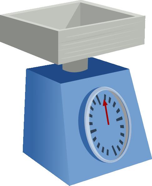 Totetude 1 Gram Scale Clip Art At Clker Com Vector Clip