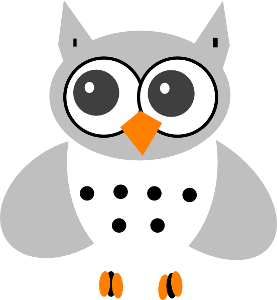 white baby owl clip art at clker com vector clip art cute owl clip art images cute owl clip art images