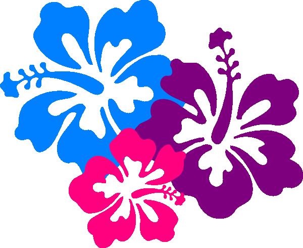 Hibiscus 10 Clip Art at Clker.com - vector clip art online ...
